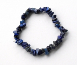 Split armband smal - Lapis Lazuli
