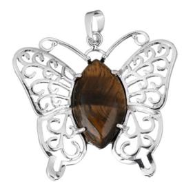 Vlinder met Tijgeroog
