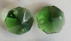 Octagon kraal - groen