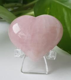 Rozenkwarts hart dik