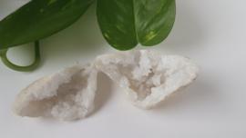 Bergkristal geode S - set nr S12