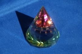 Pyramide kleur rond - klein S