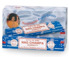 Nag Champa - 15 gram - 3 pakjes