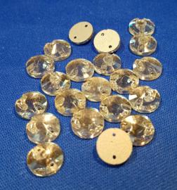Kristal knoopjes rond