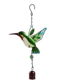 Kolibrie met bruine  of groene bel