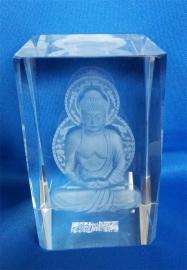 Boeddha met achtergrond