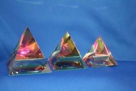 Pyramide kleur - Maat M