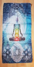 Kleed 7 chakra met boeddha