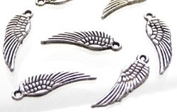 Vleugel middel - 5 stuks