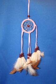Dromenvanger  licht roze 5cm