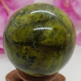 Opaal groen bol - 52mm