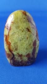 Opaal groen free form - nr. 76