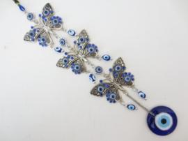 Vlinders met blauwe oog