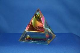 Pyramide kleur - XL