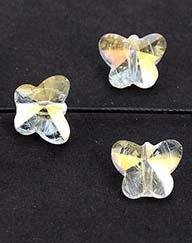 Vlinder - geel