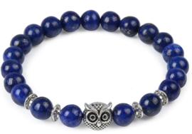 PB Lapis Lazuli met Uil