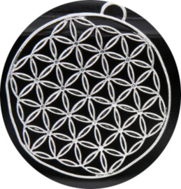 Flower of life - groot