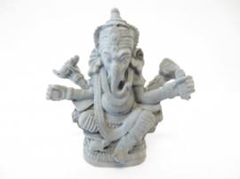 Ganesha grijs mini