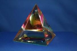 Pyramide kleur - L
