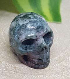 Vulkaniet - Que Sera mini skull - nr. 2