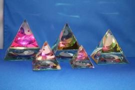 Pyramide Ying Yang - L