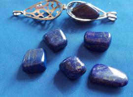 Lapis Lazuli knuffelsteen - groot