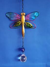 Libelle met 3cm bol