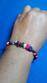 Split armband setje - Kleurrijk