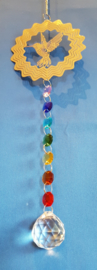 Chakra hanger met Kolibrie Cosmo