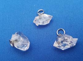 Herkimer Diamant hangertje