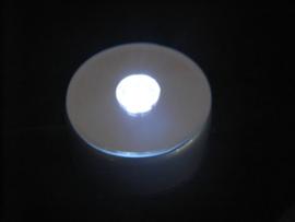 Licht voetje met adapter