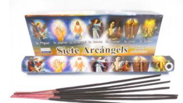 7 Aarts engelen wierook