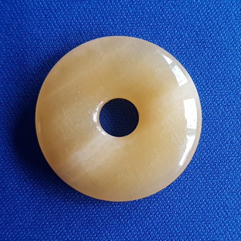Calciet Oranje donut - 35mm