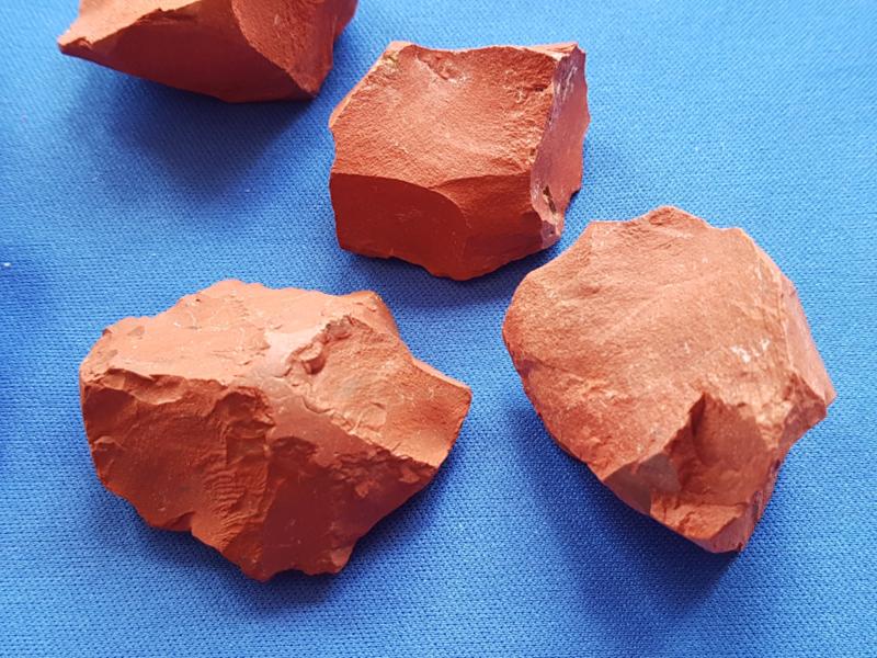 Jaspis Rood Ruw