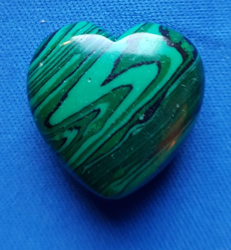 Malachiet hart