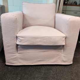 Linteloo easy living fauteuil gebruikt met brede armlegger