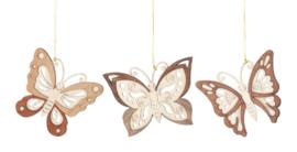 Paastakversiering Vlinders (6)