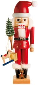 Notenkraker Santa Claus 29cm