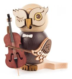 Rookuil met Cello 16cm