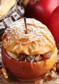 <<<07-09-2021>>> Uit de keuken: gebakken appel