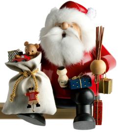 Kerstman groot 24cm