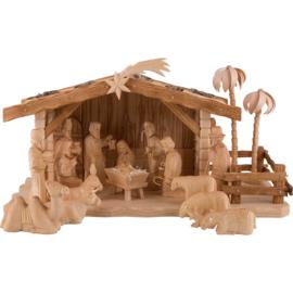 Kerststal met figuren (19)