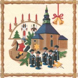 Servetten Kerk Seiffen