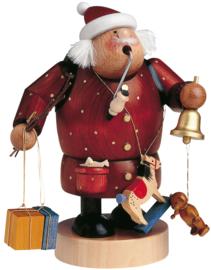 Nostalgische kerstman 20cm
