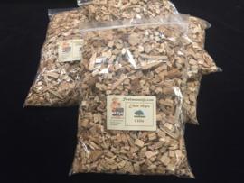 Rookmannetje Rookhout Eiken Chips 1 kilo