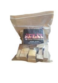 Rookmannetje Rookhout Beuken Chunks 1,5 kilo