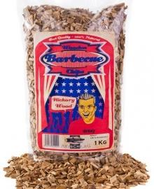 Axtschlag Hickory chips 1 kilo