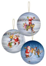 Geschenkkerstballen Kerstplezier (12)