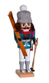 Notenkraker Skiër 29cm
