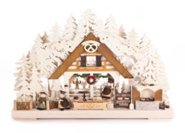 Schwibbogen Kerstbakkerij